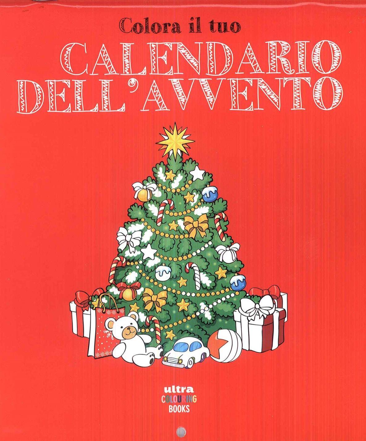 Il Calendario Dellavvento.Calendario Dell Avvento Aa Vv Ultra 9788867764976 Tabook