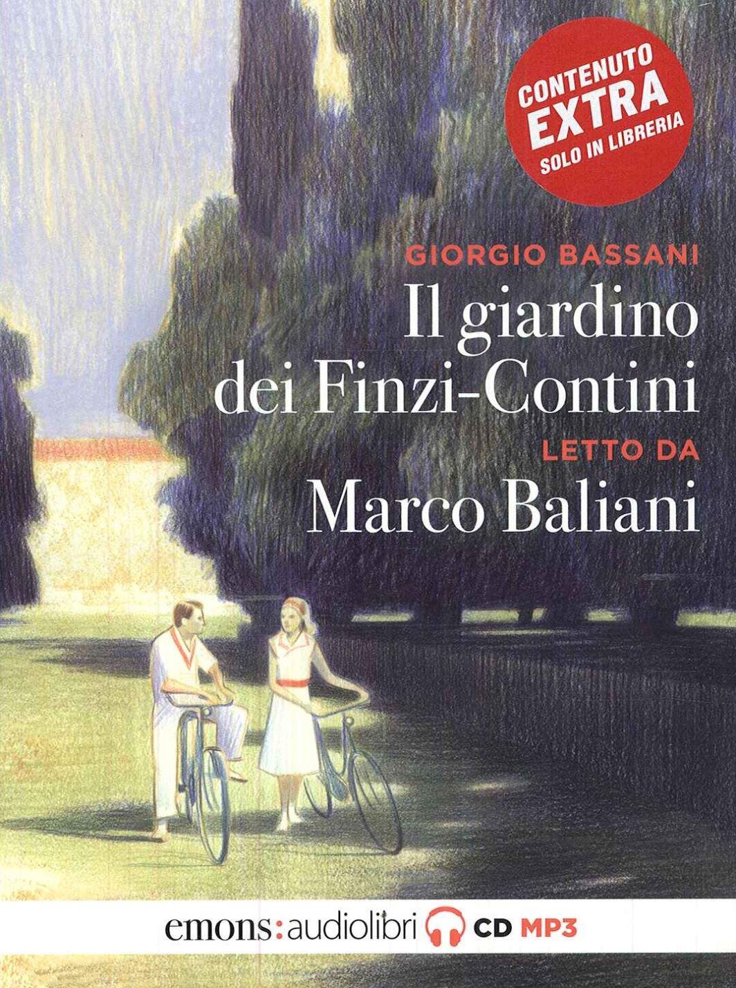 Il giardino dei finzi contini n e 2019 giorgio bassani emons 9788869863998 tabook - Il giardino dei finzi contini libro ...