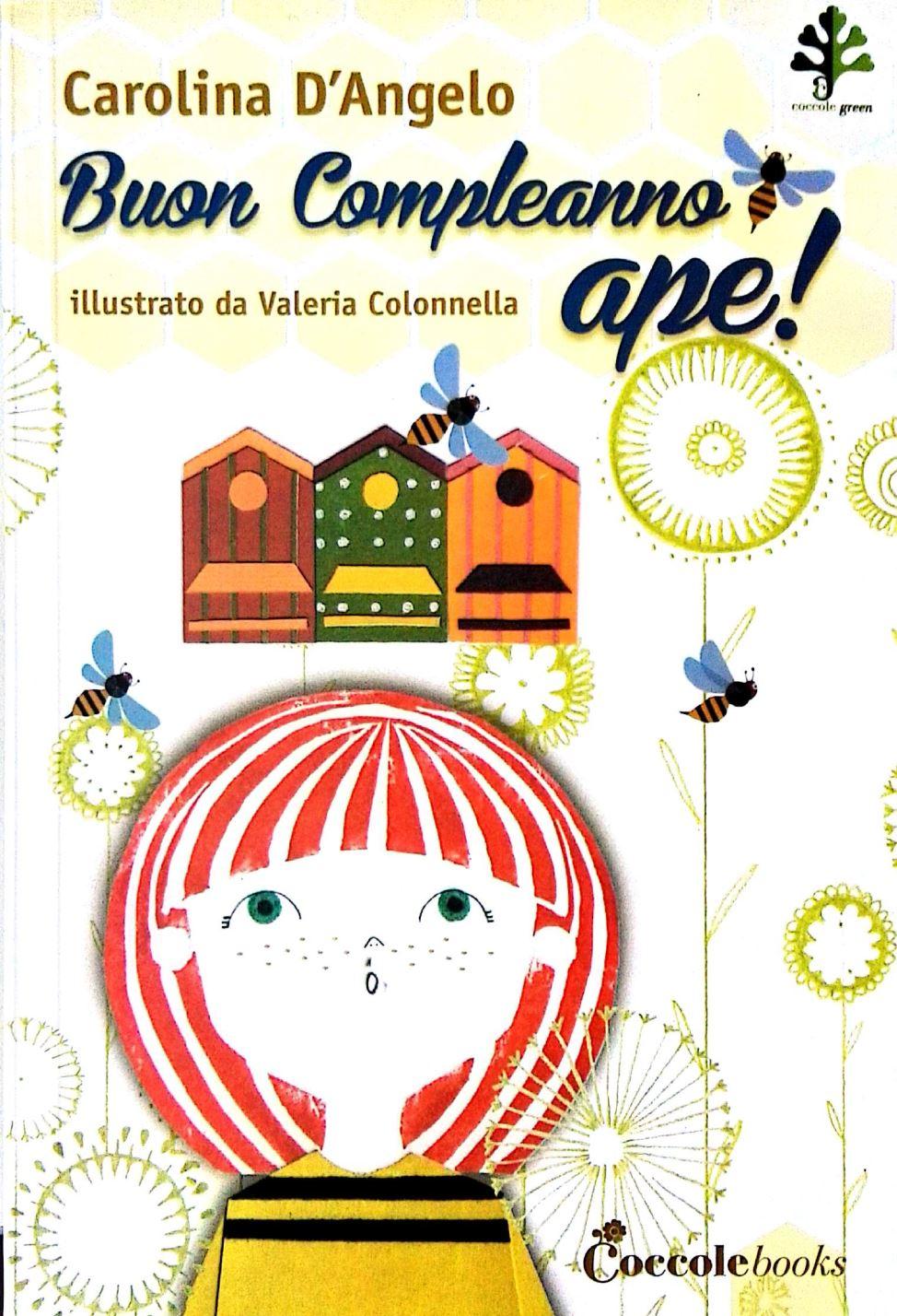 Buon Compleanno Ape Carolina D Angelo Coccole Books