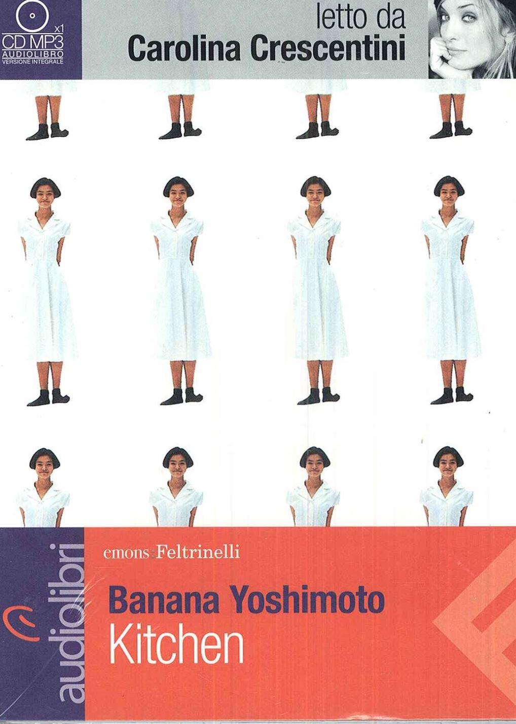 Kitchen Yoshimoto Banana Emons 9788807735240 Tabook