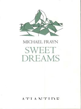 SWEET DREAMS - MICHAEL FRAYN - 9788899591205