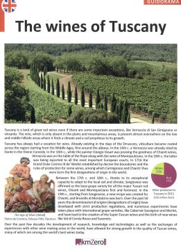 THE WINES OF TUSCANY (ENG) - 9788898040131