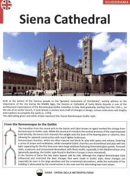SIENA CATHEDRAL (ENG) - 9788898040735