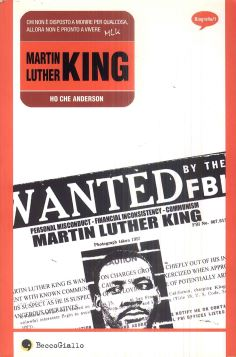 MARTIN LUTHER KING - 9788885832244