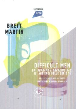 DIFFICULT MEN - 9788875219581
