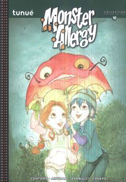 VOL.10 MONSTER ALLERGY VARIANT EDITION - 9788867902842