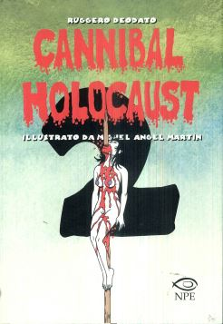 CANNIBAL HOLOCAUST - 9788894818628