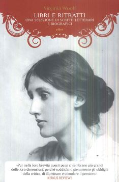 LIBRI E RITRARRI - VIRGINIA WOOLF - 9788869936630
