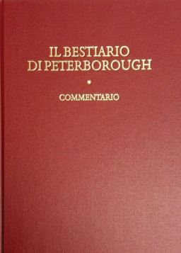 BESTIARIO DI PETERBOROUGH. COMMENTARIO - 9788884024572
