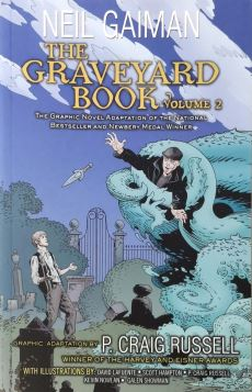 THE GRAVEYARD BOOK GRAPHIC NOVEL: VOLUME 2 - 9780062194848