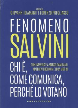 FENOMENO SALVINI - 9788832825534