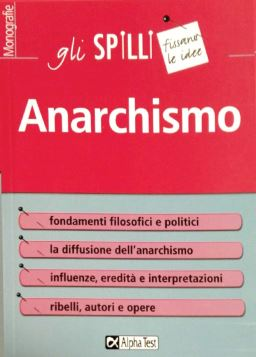 ANARCHISMO - 9788848308724