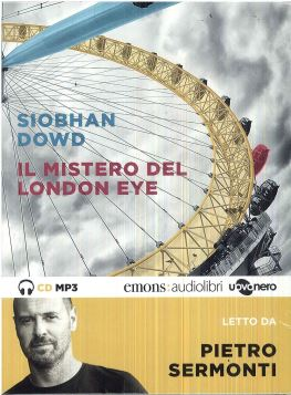IL MISTERO DEL LONDON EYE - 9788896918753
