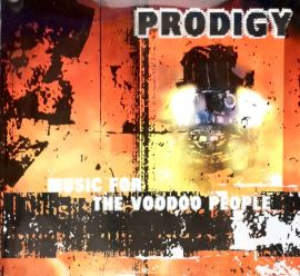 Prodigy. The voodoo people. Con CD - 9788872264041
