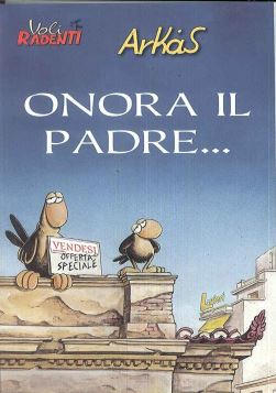 ONORA IL PADRE… - 9788889312063