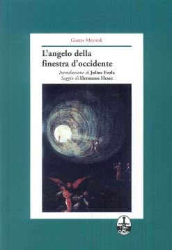L'ANGELO DELLA FINESTRA D'OCCIDENTE - 8879500422