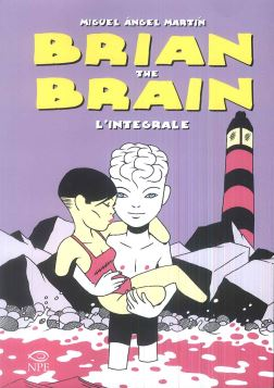 BRIAN THE BRAIN L'INTEGRALE - 9788888893990