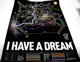POSTER I HAVE A DREAM - 9788898960071