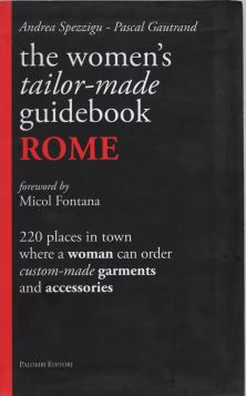 THE WOMEN'S TAILOR-MADE GUIDEBOOK. ROME - 9788860603630