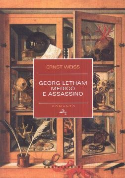 GEORG LETHAM. MEDICO E ASSASSINO - 9788869444845