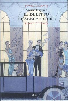 IL DELITTO DI ABBEY COURT - 9788869933882