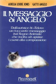 IL MESSAGGIO DI ANGELO - AURELIA LOUISE JONES; GATTO ANGELO - 9788893400640