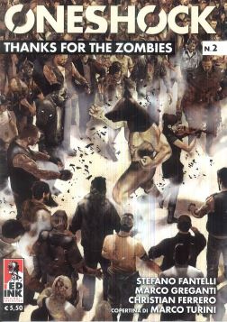 THANKS FOR THE ZOMBIES - 9788899413149