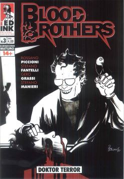 BLOOD BROTHERS N. 3: DOKTOR TERROR - 9788899413408