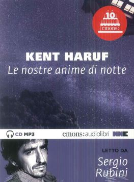 CD MP3 LE NOSTRE ANIME DI NOTTE - 9788899253639