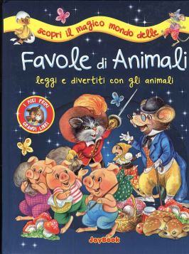 FAVOLE DI ANIMALI - 9788866400998