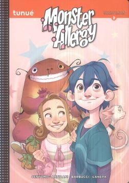 VOL 2 MONSTER ALLERGY COLLECTION  (VARIANT EDITION) - 9788867902767