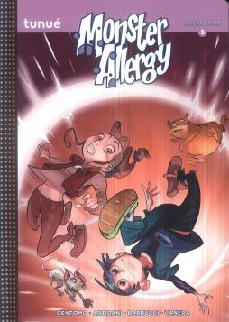 VOL 3 MONSTER ALLERGY COLLECTION  (VARIANT EDITION) - 9788867902774