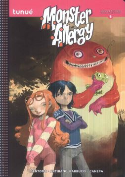 VOL 5 MONSTER ALLERGY COLLECTION  (VARIANT EDITION) - 9788867902798