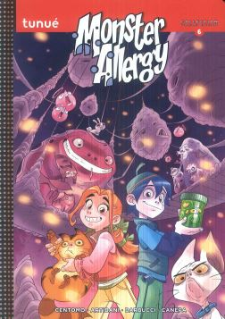 VOL 6 MONSTER ALLERGY COLLECTION  (VARIANT EDITION) - 9788867902804