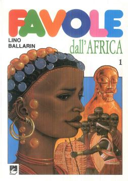 FAVOLE DALL'AFRICA - 9788830701052