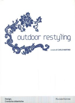 OUTDOOR RESTYLING - 9788860601674