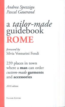 TAILOR-MADE GUIDEBOOK, ROME. - 9788860602886