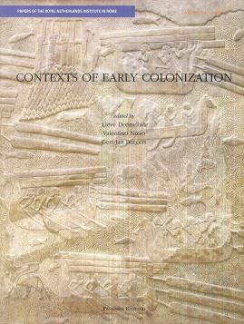 CONTEXTS OF EARLY COLONIZATION - 9788860607294