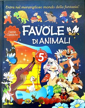 FAVOLE DI ANIMALI - 9788861773615