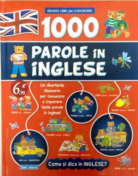 1000 PAROLE IN INGLESE - 9788863093575