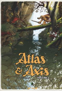 ATLAS E AXIS - 9788867901531