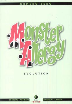 MONSTER ALLERGY EVOLUTION N.0 - 9788867901869