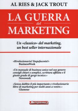 LA GUERRA DEL MARKETING - 9788868490683