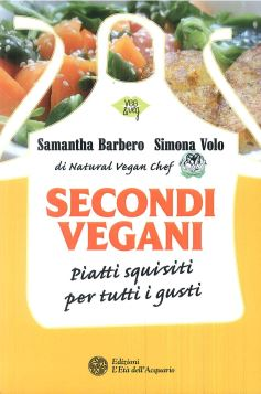 SECONDI VEGANI - 9788871367255