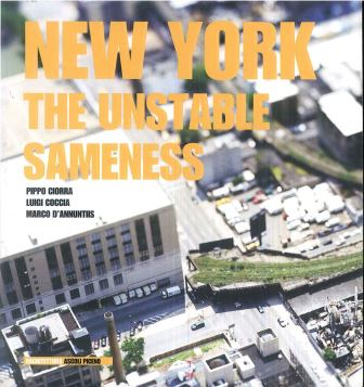 NEW YORK. THE UNSTABLE SAMENESS - 9788874622139