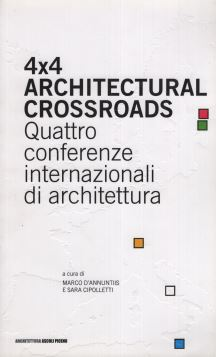4X4 ARCHITECTURAL CROSSROADS - 9788874622566