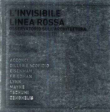 L'INVISIBILE LINEA ROSSA - 9788874623181