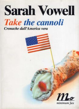 TAKE THE CANNOLI - 9788875210571