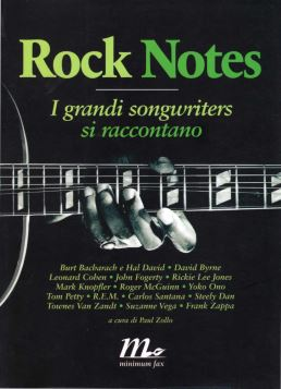 ROCK NOTES - 9788875211332