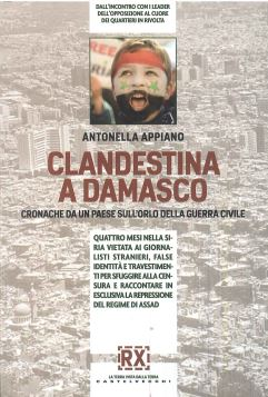 CLANDESTINA A DAMASCO - 9788876156380